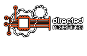 Directed Machines logo